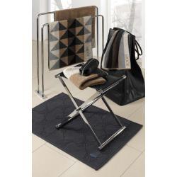 Photo of Bathroom stool Chromeline, black JoopJoop!