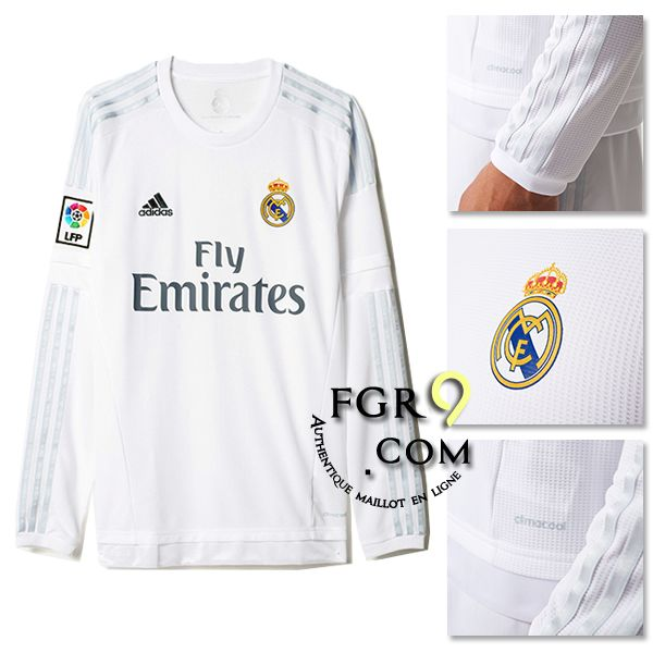 Vetement Real Madrid LONGUES