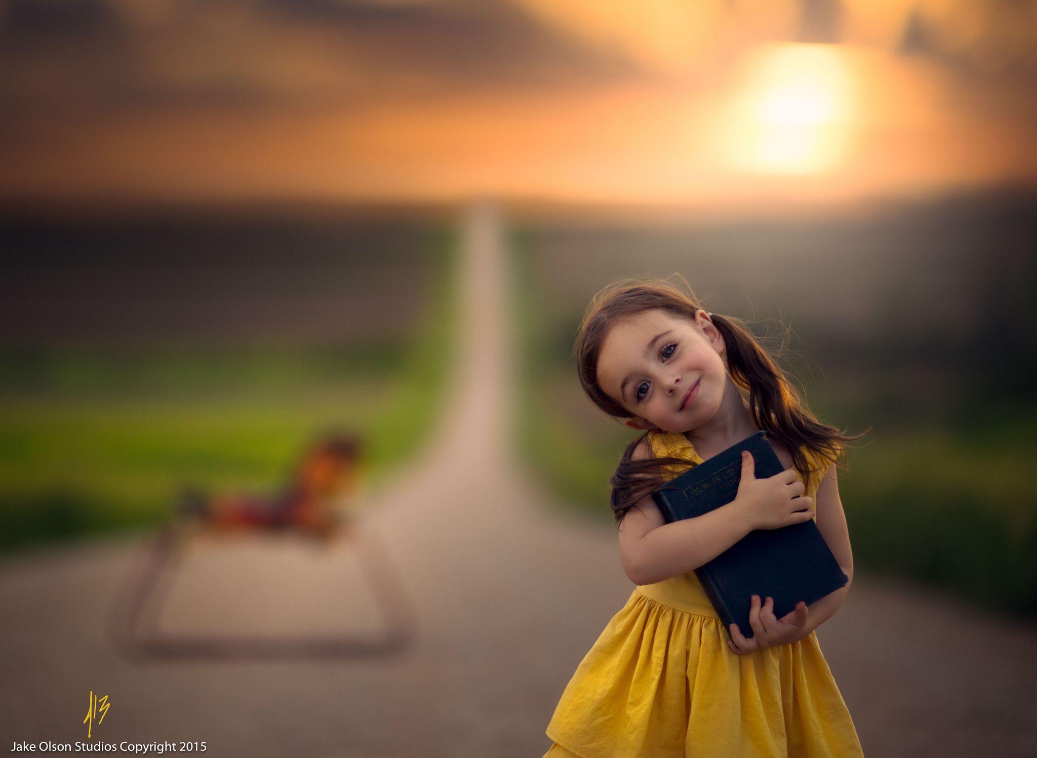 happy little girl - HD1400×1050