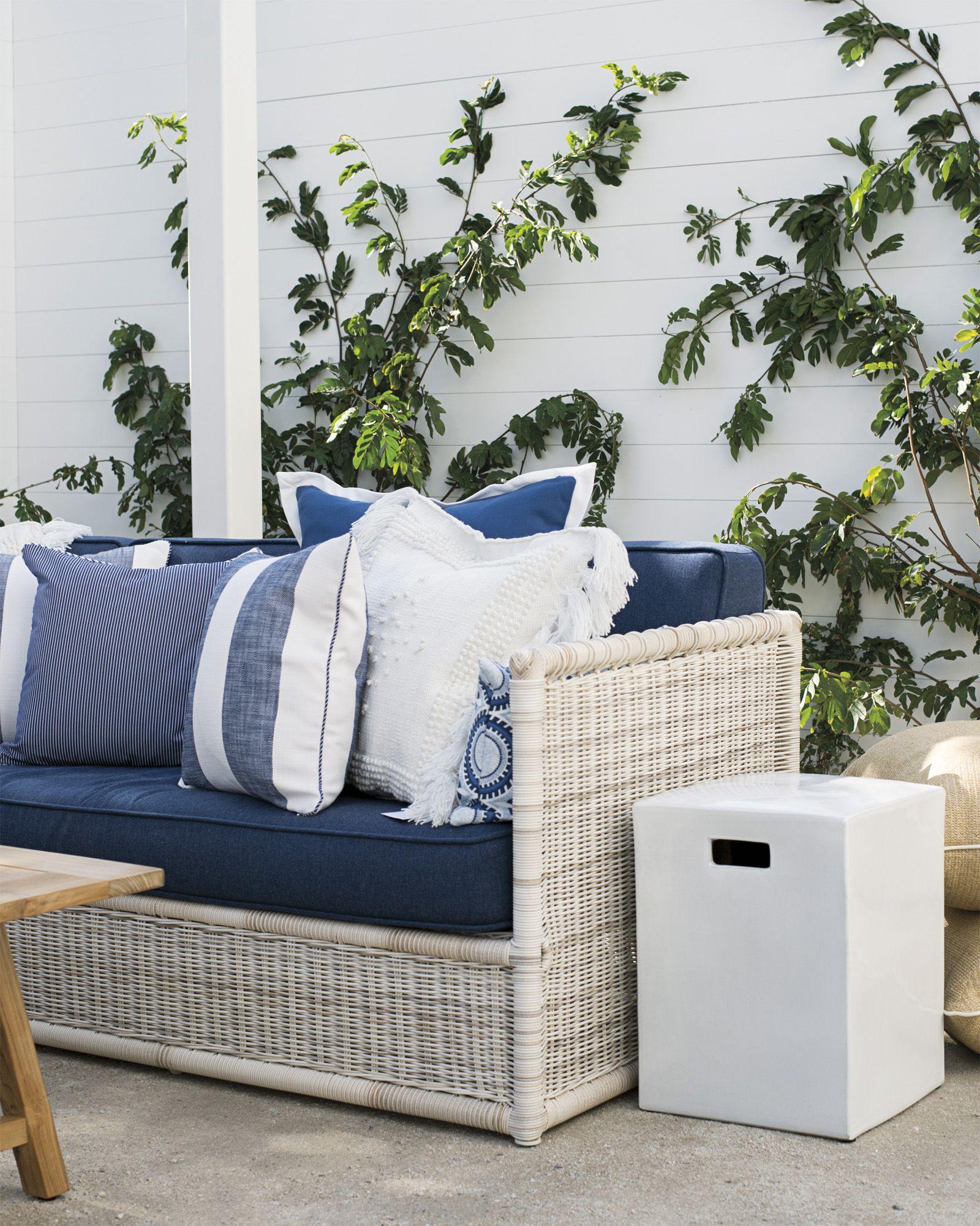 Serena And Lily Outdoor Pillows.Montecito Outdoor Pillow Cover Deck Outdoor Pillow