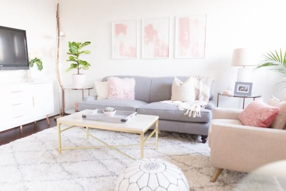 MY APARTMENT MAKEOVER FROM MR. KATE | home | Studio ...