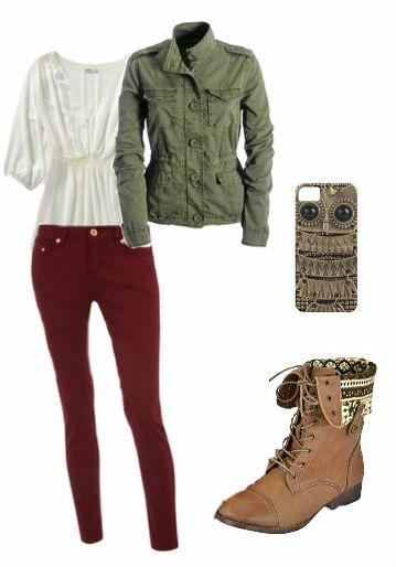 An Outfit Inspired By Mia Hall From The If I Stay Movie Clothes I