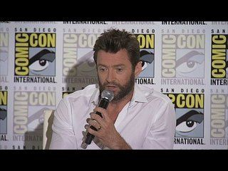 The Wolverine: Comic-Con 2013: Press Conference --  -- http://wtch.it/ui7j3