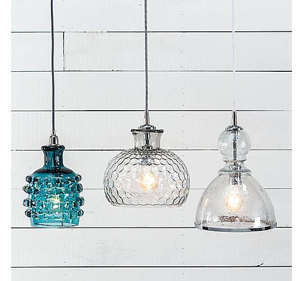 cottage pendant lighting. Clark Pendant - Clear Cottage Lighting W