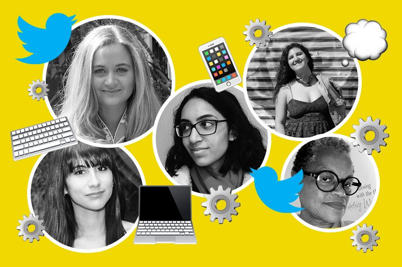 5 women of different ages on how they feel about their social media consumption.