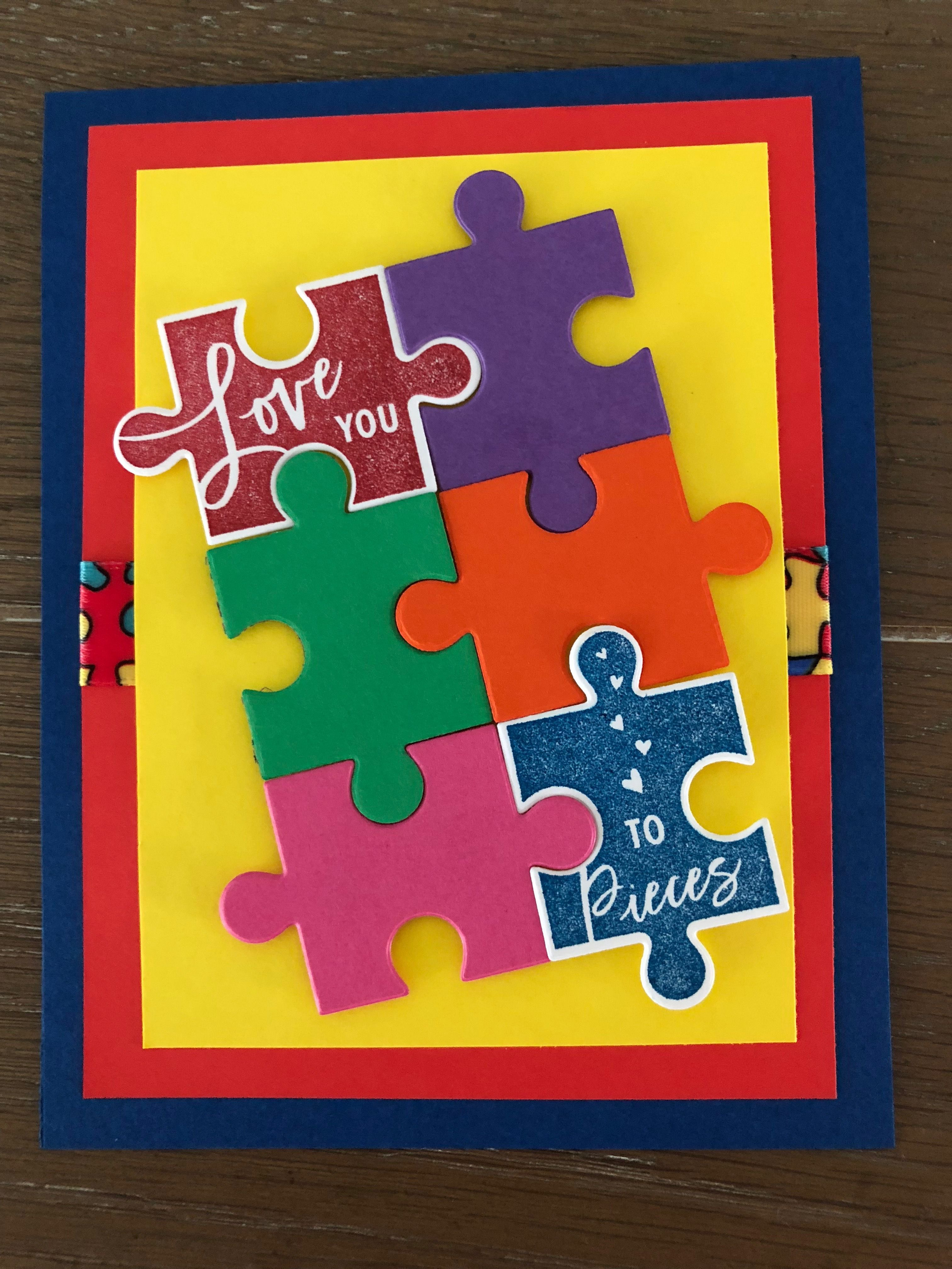 """Pin by Susan Chavez on SU """"Love You To Pieces"""" 