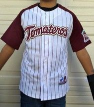 Tomateros de Culiacan Women/'s Baseball Jersey Made in Mexico Stitched Logo
