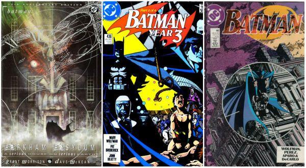 Entenda Melhor Batman Aniversario De 75 Anos E Anos 1980