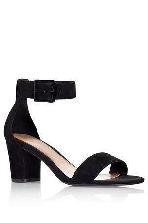 Buy Black Block Heel Sandals From The Next Uk Online Shop
