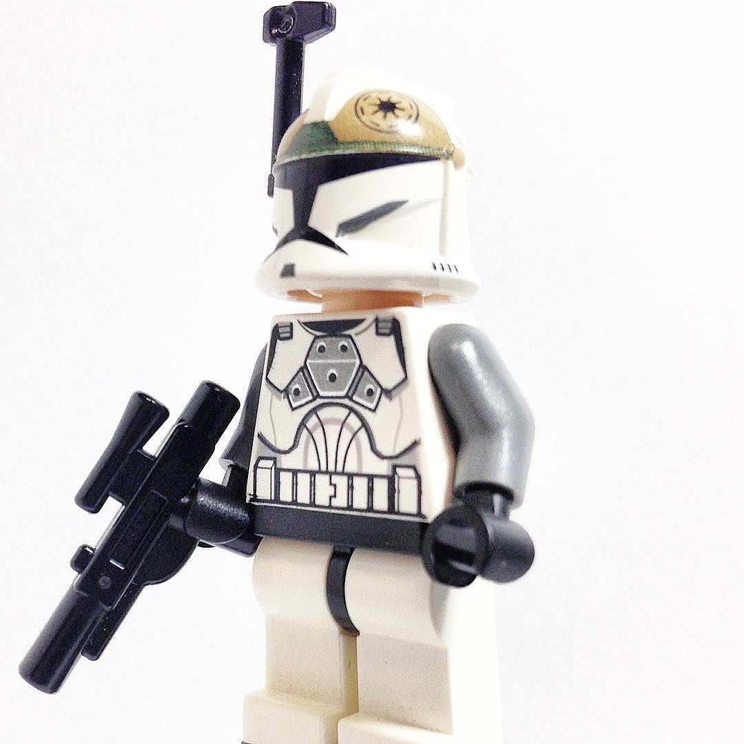 Clone Gunner From 8014 Battle Pack Legostarwars