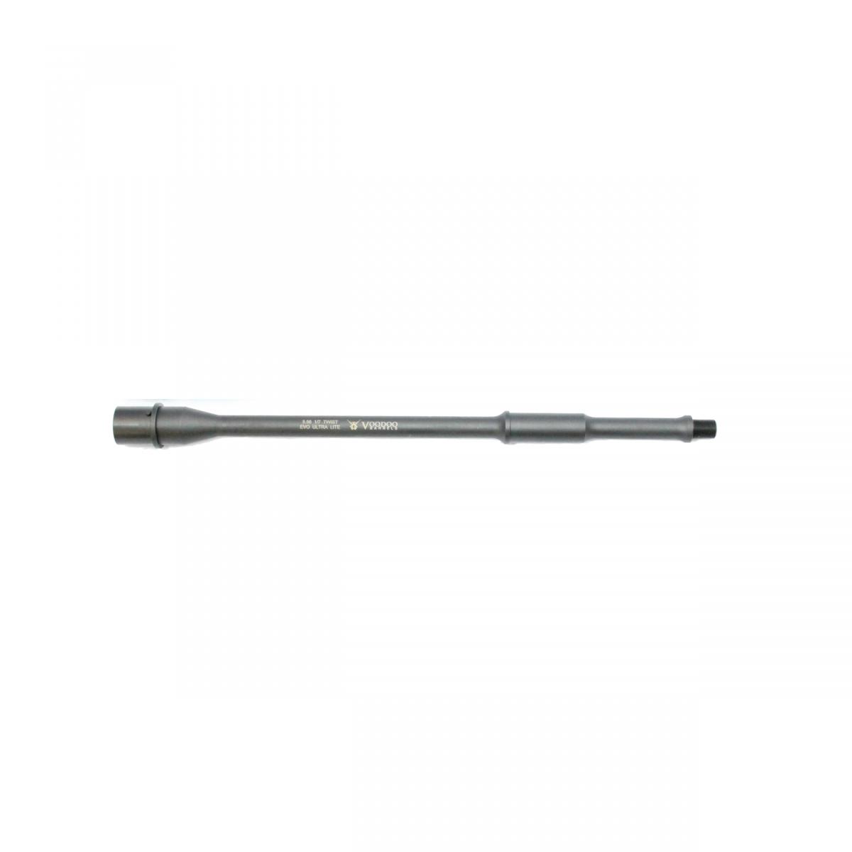 "14.5"" Mid Length Evo Ultra Lite .750"" C.O.R. VooDoo Barrel w/ Pinned VDI Manimal Flash Hider"