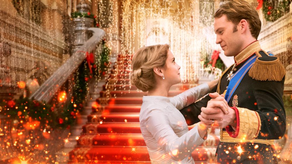 A Christmas Prince: The Royal Wedding | Netflix Official Site in 2020 | Royal wedding ...