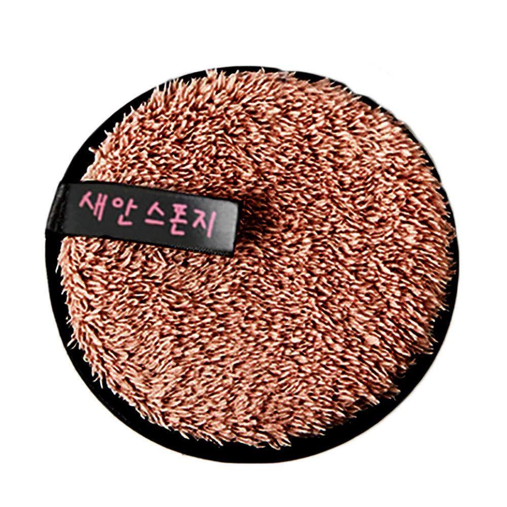 Chartsea Microfiber Makeup Remover Pads Reusable Face