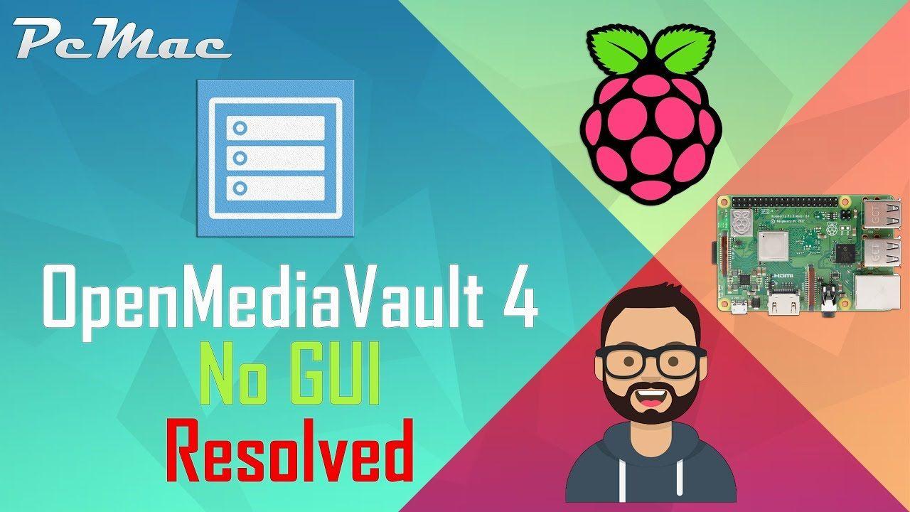 Openmediavault 4 No GUI Issue Resolve | Open Media Vault | Movie