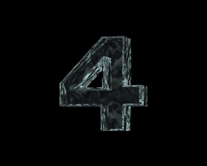 die bedeutung der zahl 4 in der numerologie » esoterik