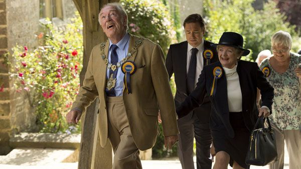 Jk Rowling S The Casual Vacancy Air Dates And Details With