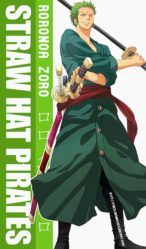 One Piece Wallpapers Mobile : SHP , Zoro by Fadil089665 on DeviantArt