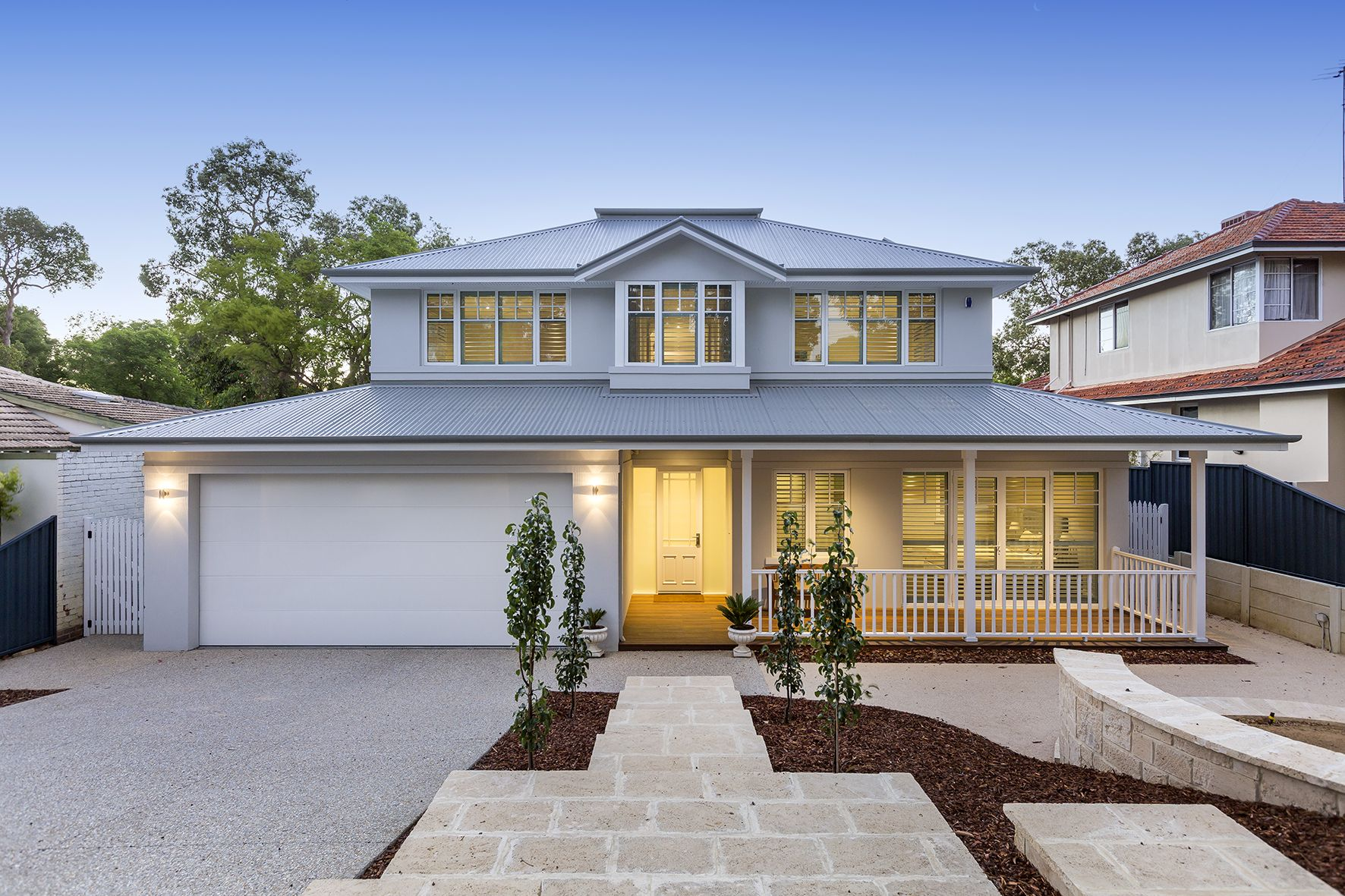 Quintessential Hamptons   Luxury Home Design   Riverstone