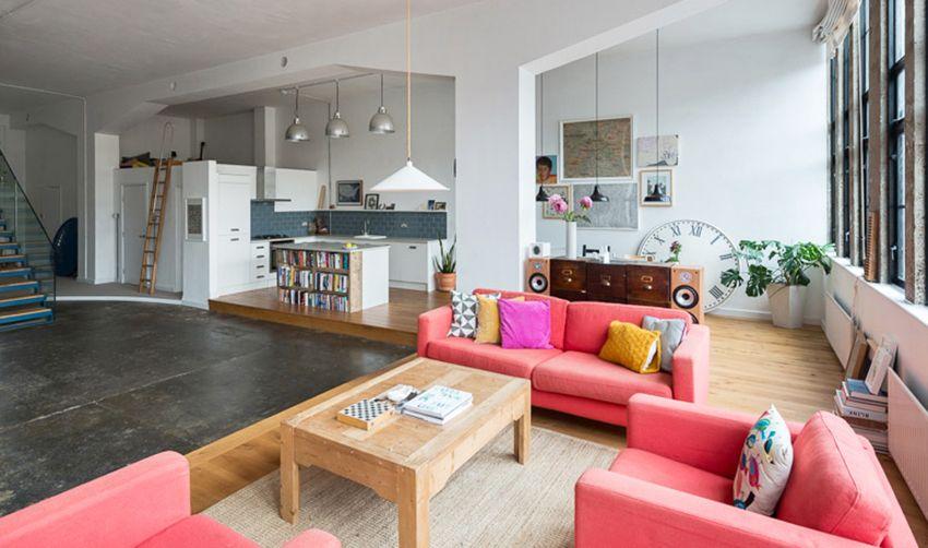 倫敦挑高 Loft 風公寓 - DECOmyplace