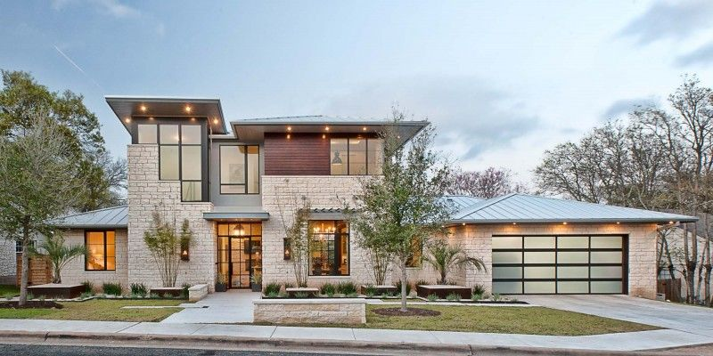 Good Cat Mountain Residence By Cornerstone Architects