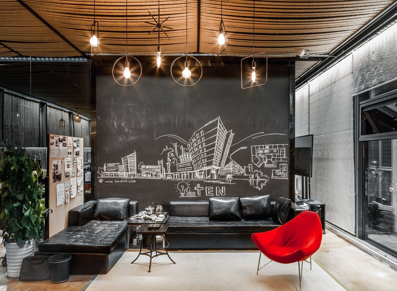 Gallery of rope wave office ten arch usual studio 4 hotel