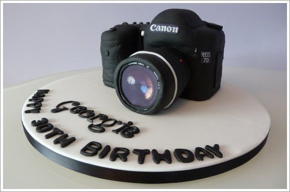 Camera Cake Tutorial Chelsea Football Shirt A Canon Cakes