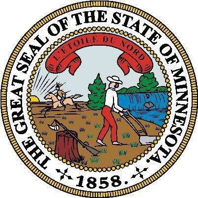 Seal Of Mn This Brings Back Memories Of My State Report In Elementary School