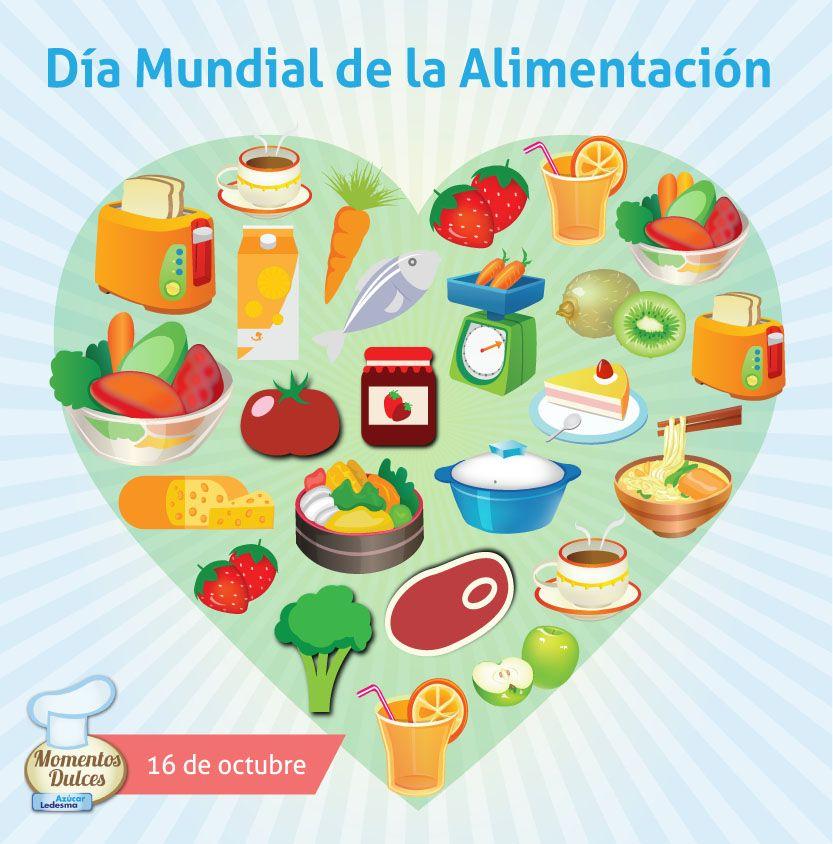16 De Octubre Dia Mundial De La Alimentacion Dia De La Alimentacion 16 De Octubre Plato Del Buen Comer