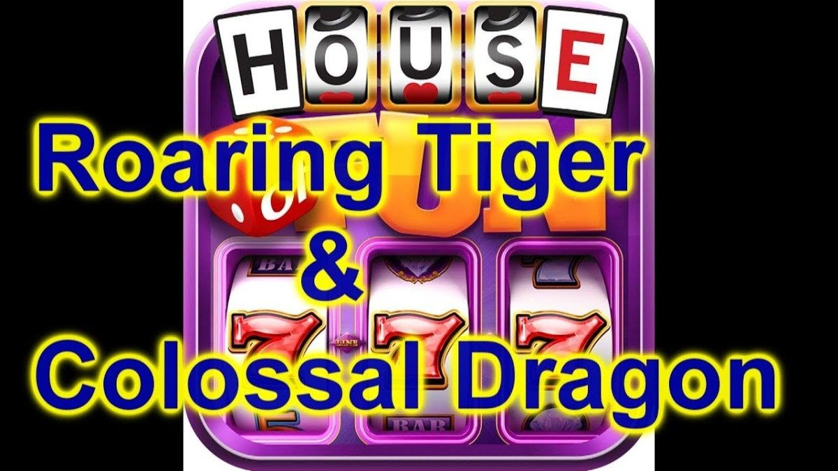 House of fun casino slots game how to play roaring tiger