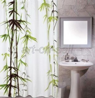 Green Shower Curtains With Curtains Bamboo Green New Design