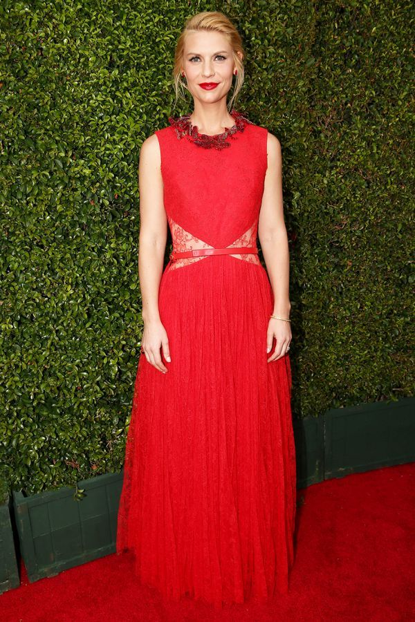 Rachel's Favorite Looks From The 2014 Emmy Awards | Claire Danes