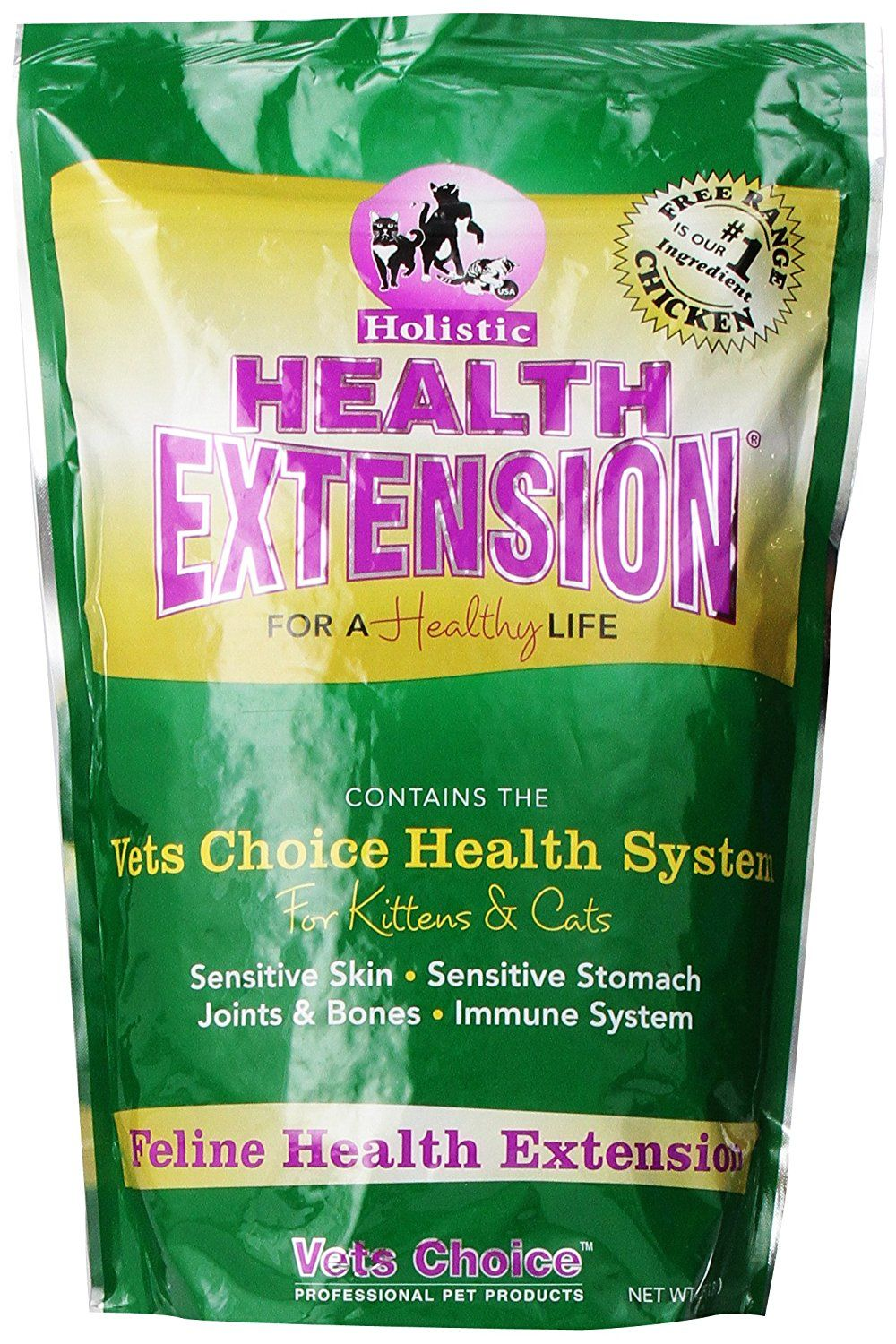 Health Extension Kitten And Cat 4 Pound See This Great Image This Is An Amazon Affiliate Link I May Earn Commission Cat Health Care Feline Health Health