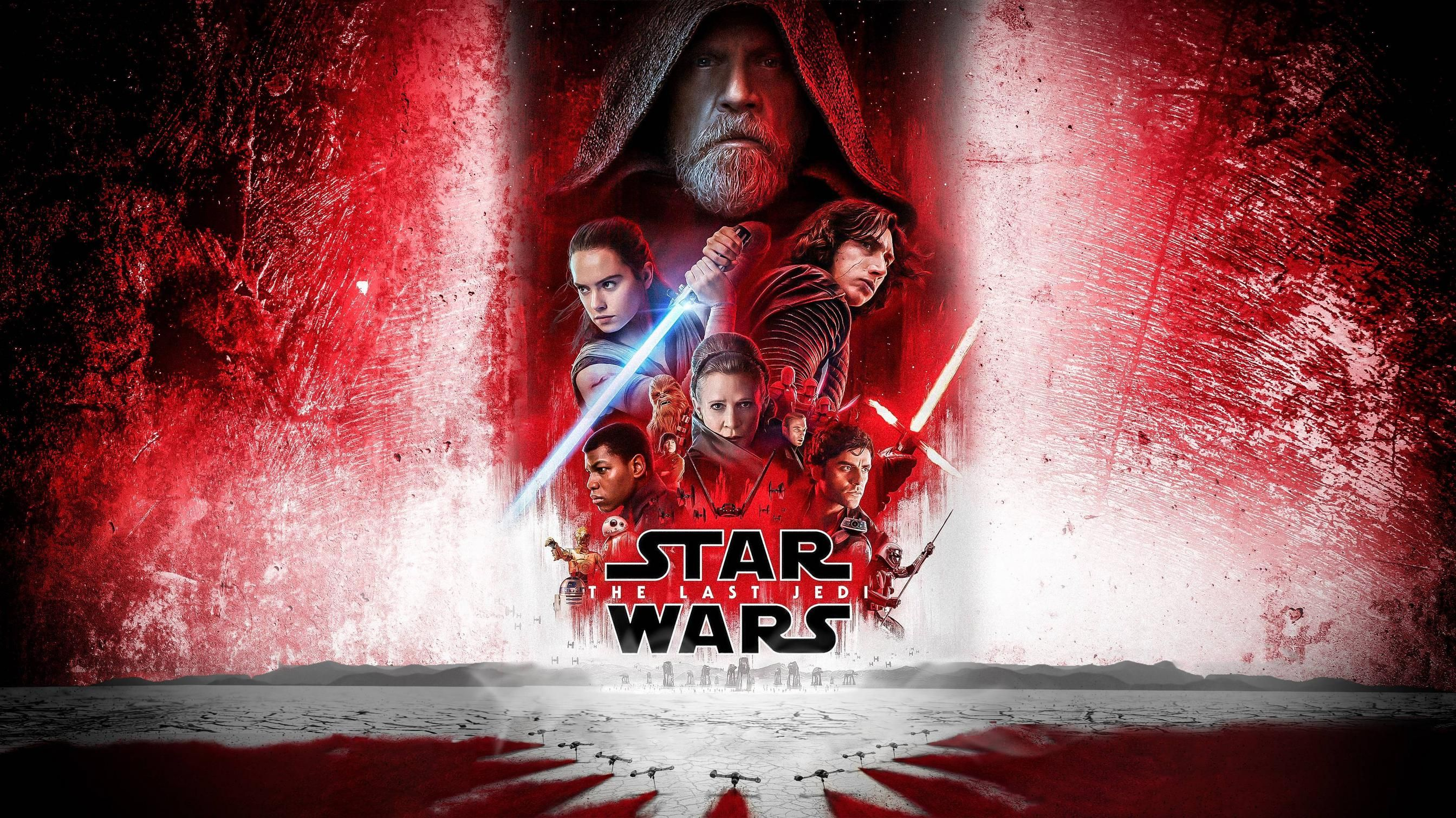 The Last Jedi Poster 4k From R Starwars Star Wars Awesome Star Wars Watch Star Wars Battlefront