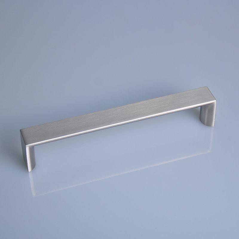 Modern Flat Bar Kitchen Cupboard Handle Modern Cabinet