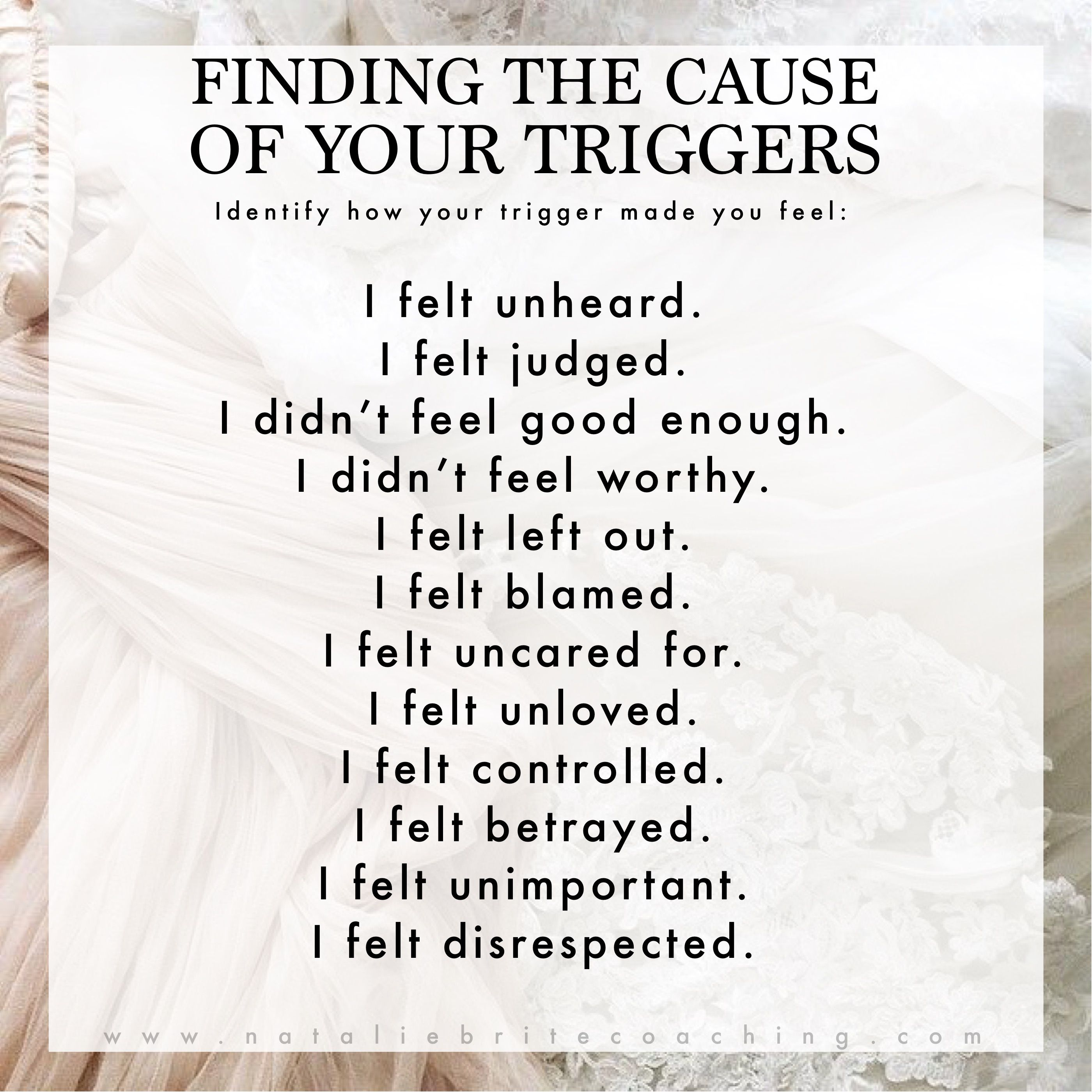 Coping Is A Coping Mechanism Finding One S Triggers