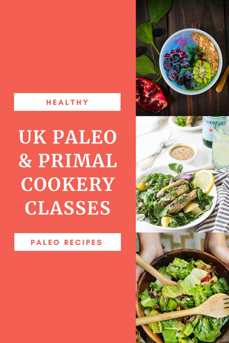 UK Paleo & Primal Cookery Classes Paleo nutrition