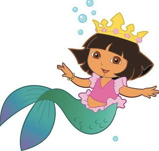 Dora Mermaid Quotes Dora Saves The Mermaids Photo Really
