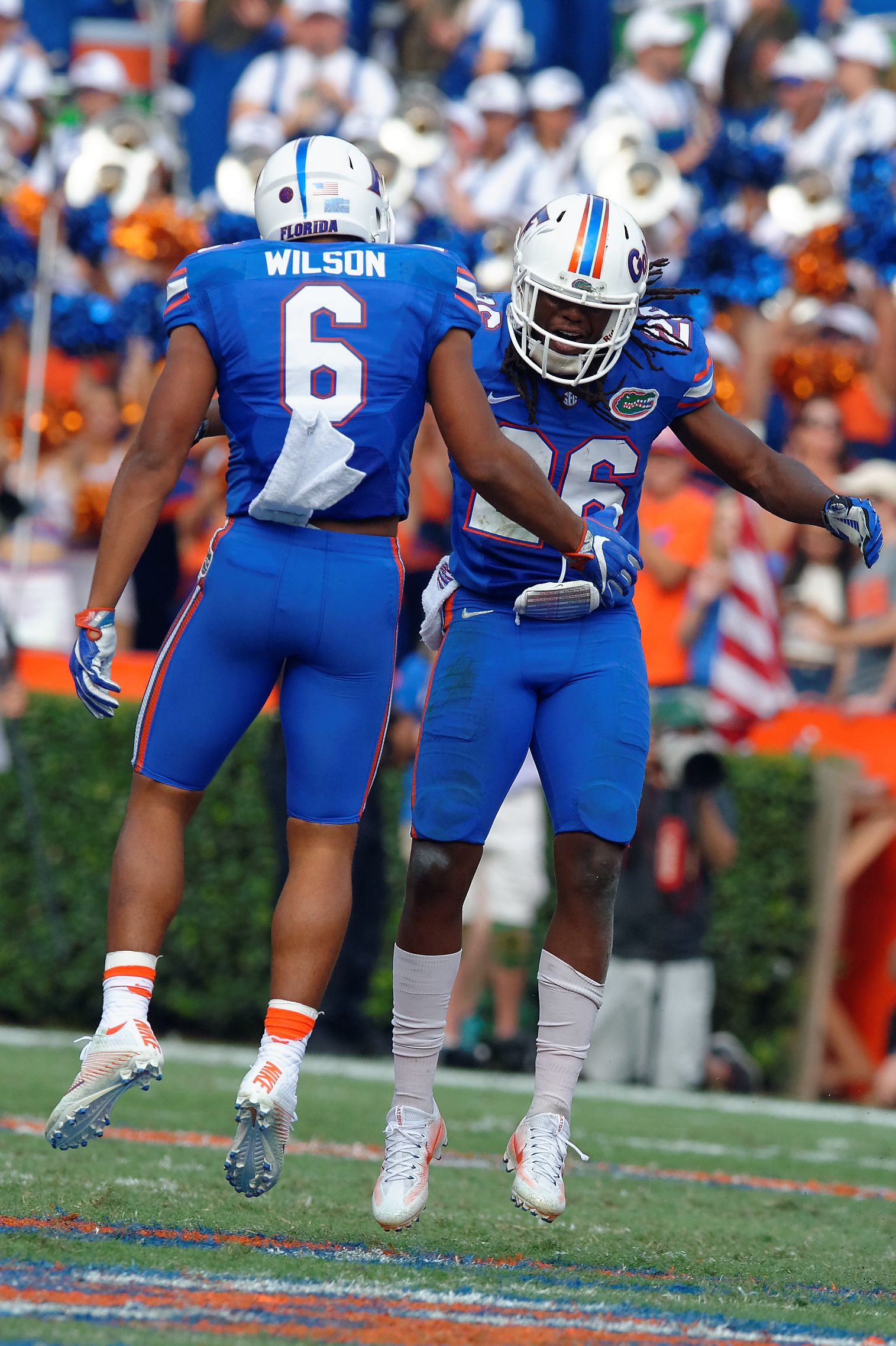 Florida Gators photo gallery for the South Carolina game