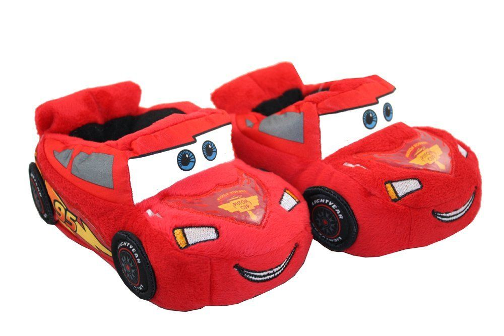 Disney Cars Slippers - Cool Stuff to