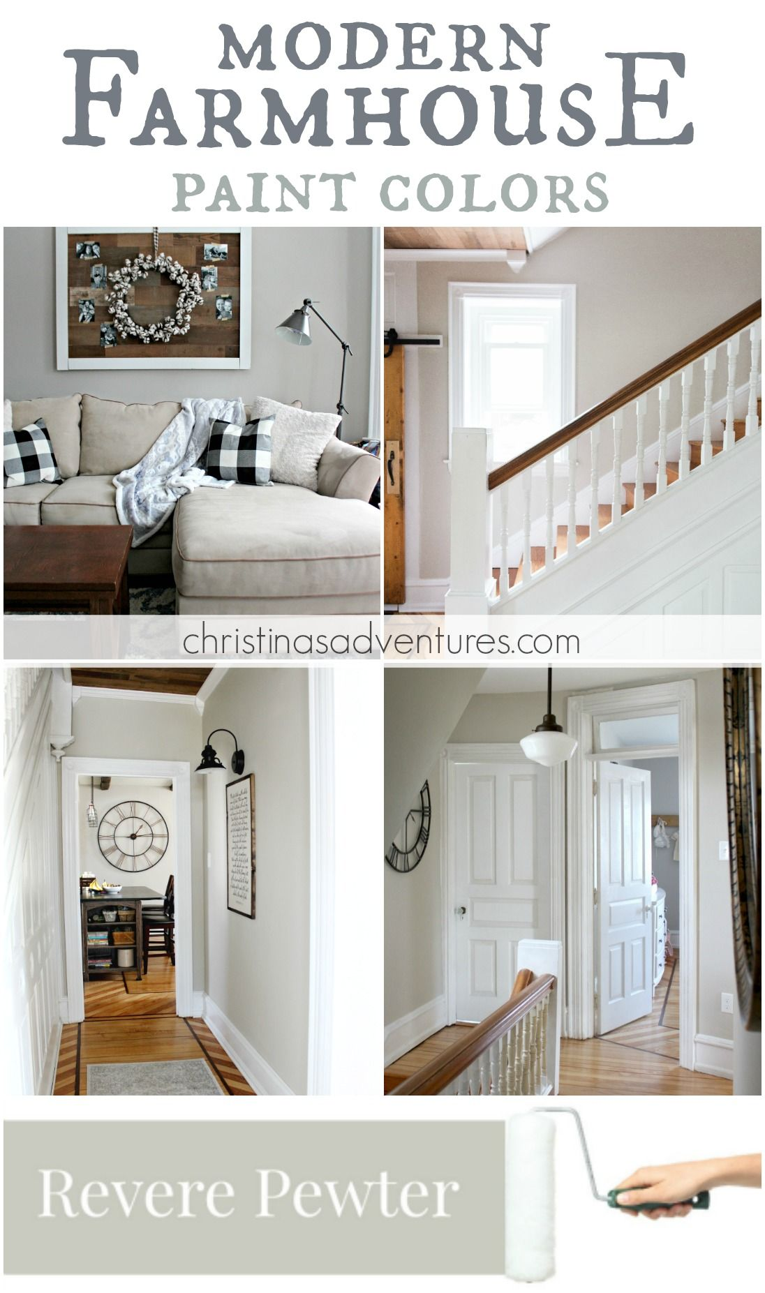 25+ Farmhouse colors for living room inspiration