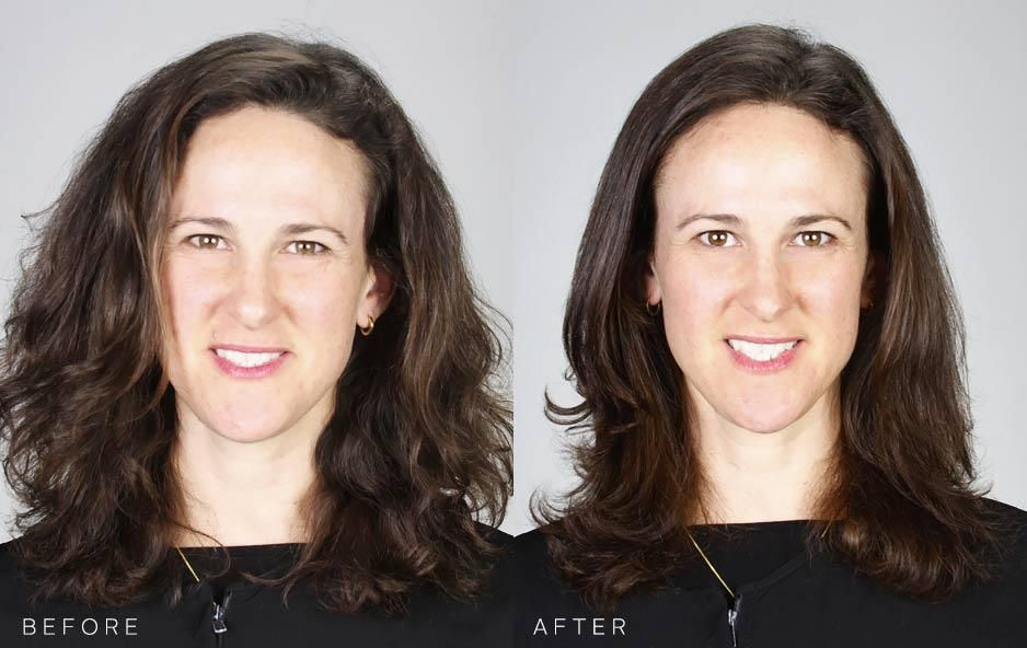 Before and After: Simone Simone came to Madison Reed to dip her toes into using hair color. She had not colored her hair in many years and wanted an option that was subtle and low maintenance.