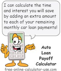 auto loan payoff calculator this free online calculator will