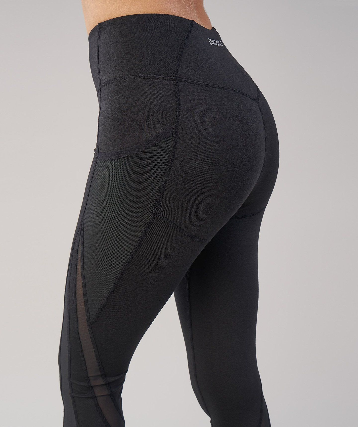 f823e02ca345b Gymshark Sleek Sculpture Leggings 2.0 - Black | stretchy | Leggings ...