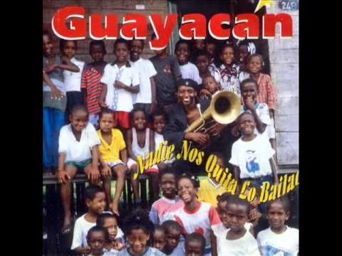GUAYACAN - Nadie nos quita lo bailao - VIEJOTECA MODERNA (DISCO COMPLETO)