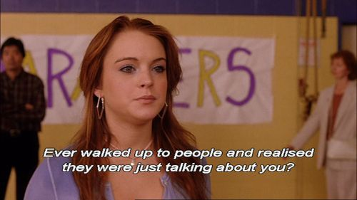 Quotes From Mean Girls Glamorous Mean Girls Quotes  Cerca Con Google  Movies  Pinterest  Films .