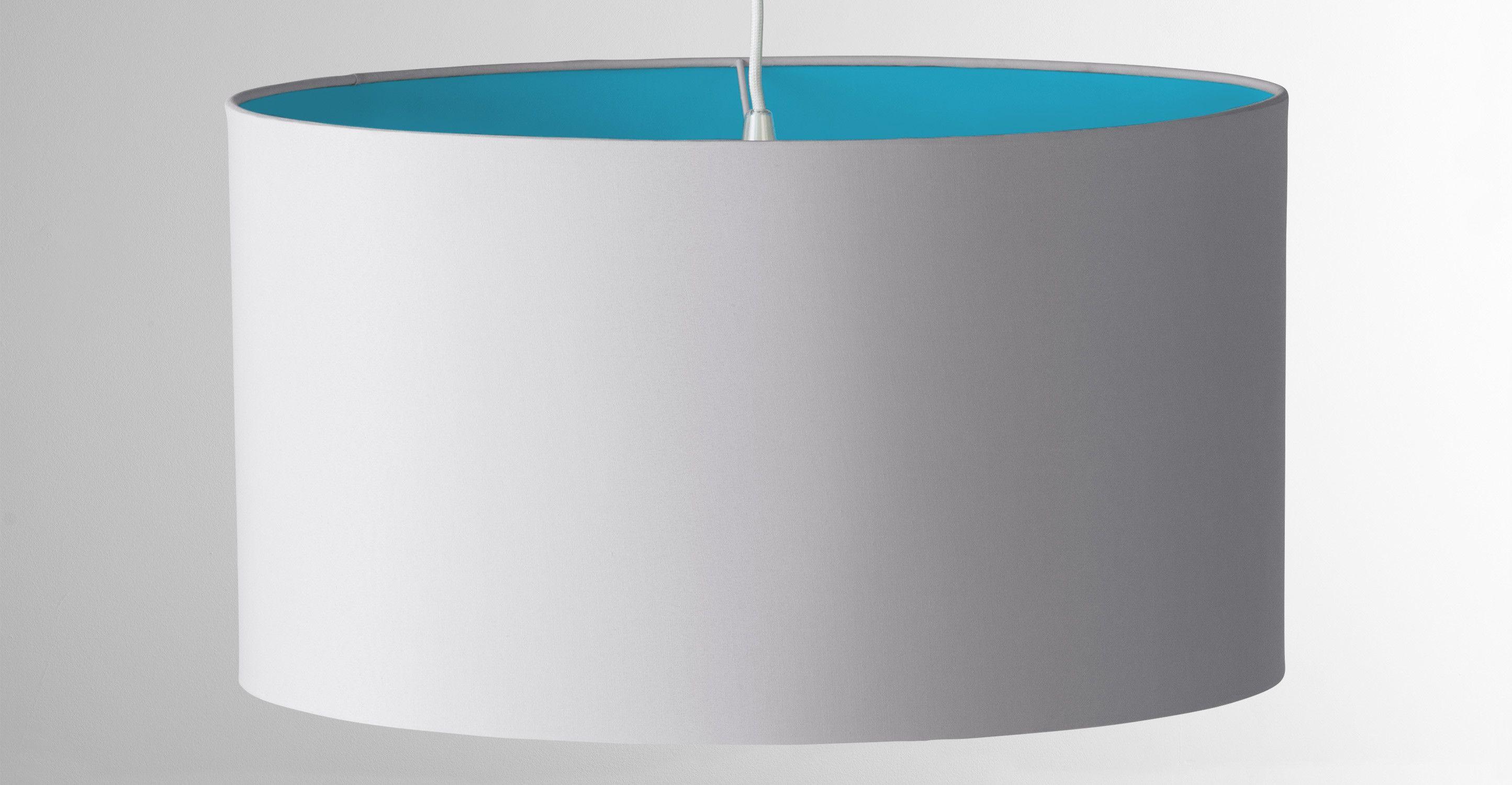 Lampenschirm Schlafzimmer ~ May lampenschirm cm neonblau lampenschirme und badezimmer