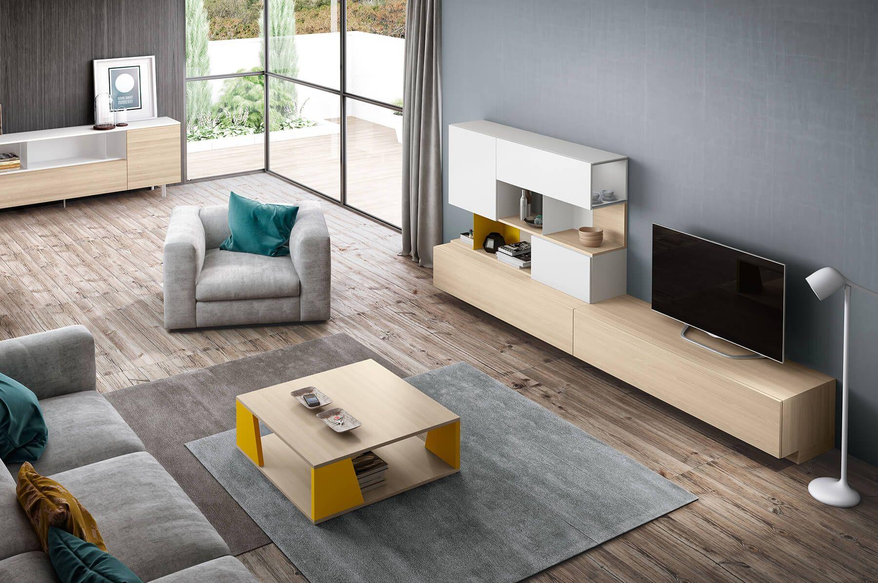 Muebles para comedor moderno que crearán un espacio muy ...