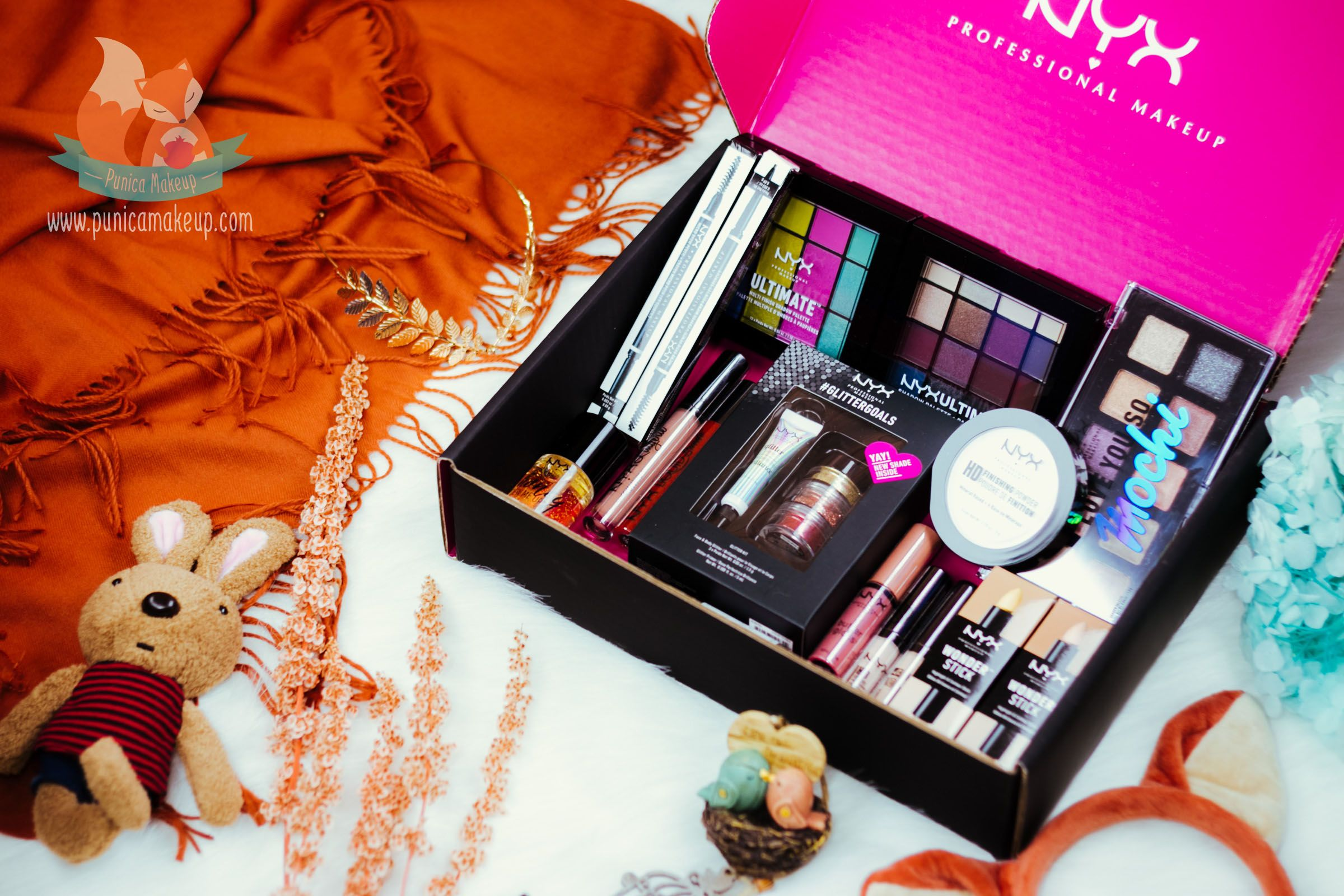 NYX Professional Makeup Limited Release Box Nyx