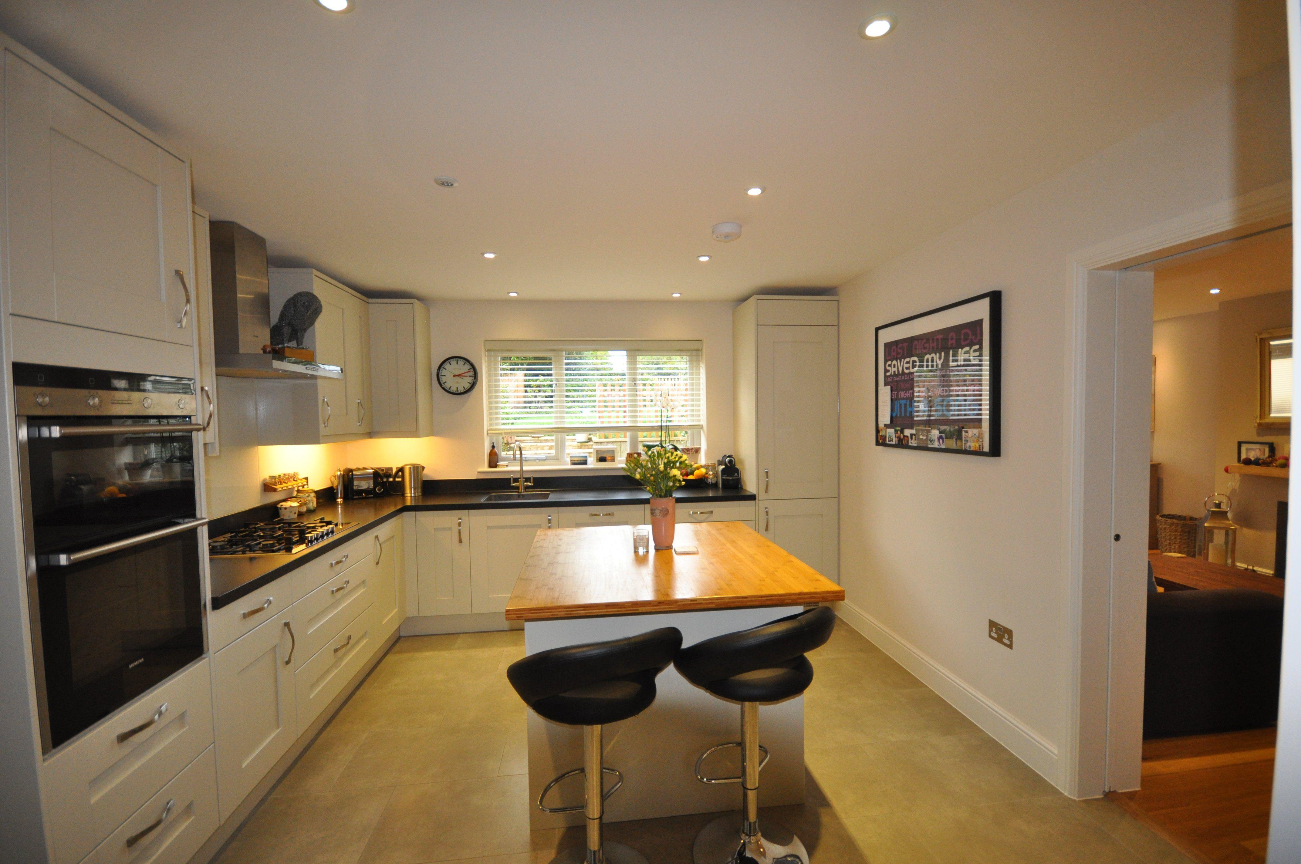 Budget Kitchens | Vinyl Wrap & Laminate | Lacewood Designs Salisbury ...
