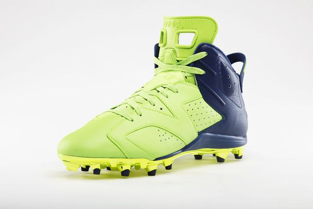 c0dfd1e06ed Nike Releases Super Bowl XLVIII Cleats for Earl Thomas Flag Football,  Football Gear, Jordan